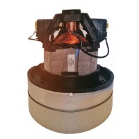 Kétfokozatú dry motor porszívókhoz