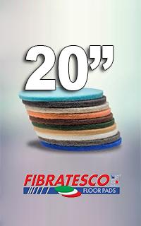 20 - Fibratesco pad